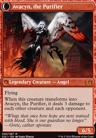 Avacyn, the Purifier