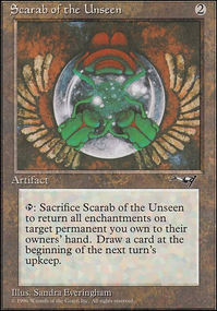 Scarab of the Unseen