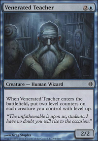 Venerated Teacher