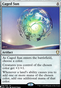 Mtg Combo Caged Sun Candelabra Of Tawnos Gauntlet Of Power Tappedout Net