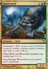 Were the Wild Things Are | MAGIC: THE GATHERING