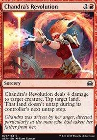 Chandra's Revolution