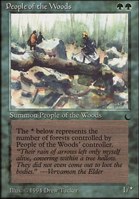 People of the Woods