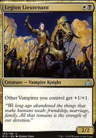 Rivals Of Ixalan Vampires Standard Mtg Deck Orzhov vampires are not sparkling vampires! rivals of ixalan vampires standard mtg