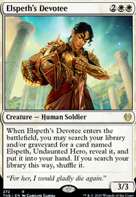 Elspeth's Devotee