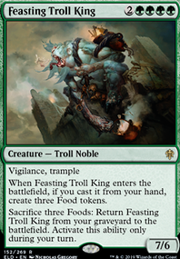 Feasting Troll King