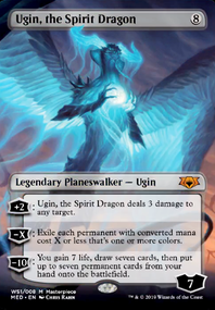 War of the Spark: Mythic Edition Spoiler