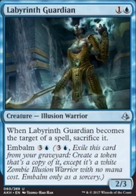 Labyrinth Guardian
