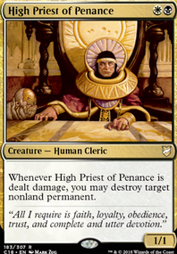 High Priest of Penance