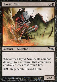 Flayed Nim