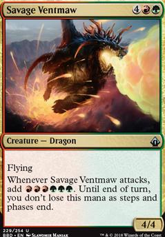 Savage Ventmaw