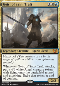 4 Invocation of Saint Traft