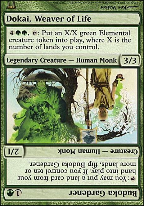 Budoka Gardener Champions of Kamigawa HEAVILY PLD Green Rare MAGIC CARD ABUGames