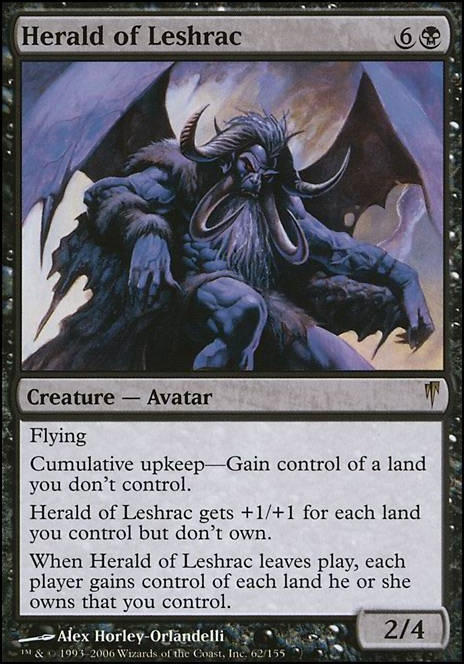Herald of Leshrac