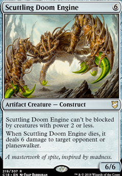 Scuttling Doom Engine