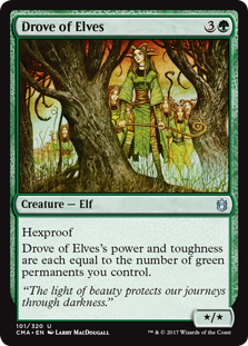 Drove of Elves