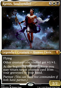 Ravos Soultender Cmr Mtg Card With this deck, we utilize powerful. ravos soultender cmr mtg card