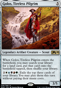 Golos, Tireless Pilgrim