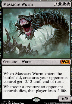 Massacre Wurm