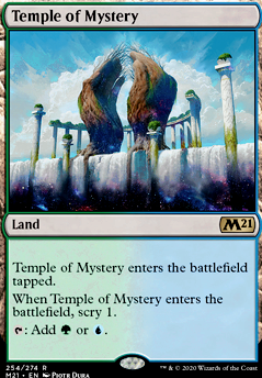 Temple of Mystery