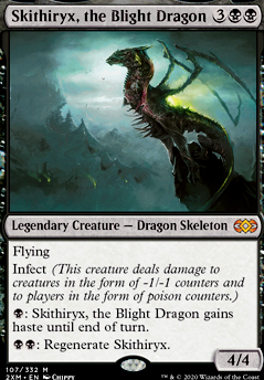 Skithiryx, the Blight Dragon