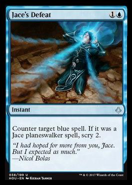 4 x Jace/'s Defeat HOU