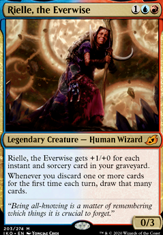 Rielle, the Everwise