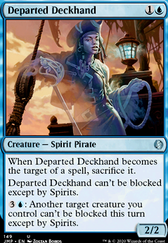 Departed Deckhand