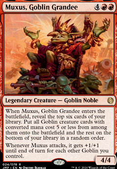 The Best Goblin Game Mtg Legality Gif