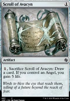 Scroll of Avacyn Avacyn Restored Mtg x4 4x AVR Magic 220