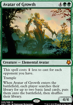 Avatar of Growth