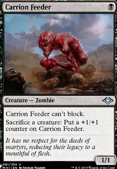 Carrion Feeder