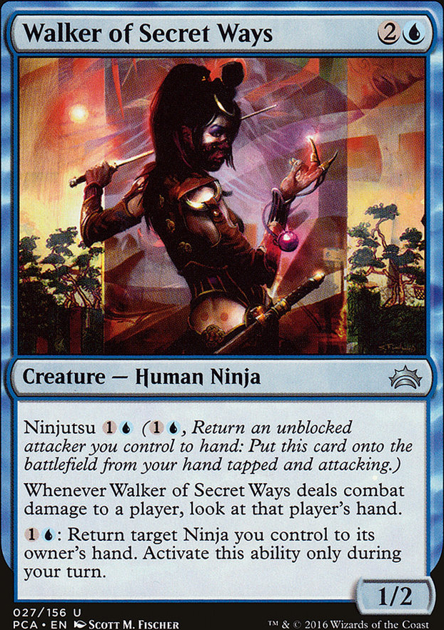 Walker of Secret Ways