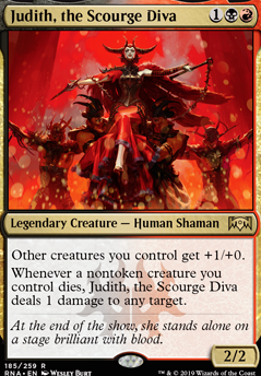 Judith, the Scourge Diva