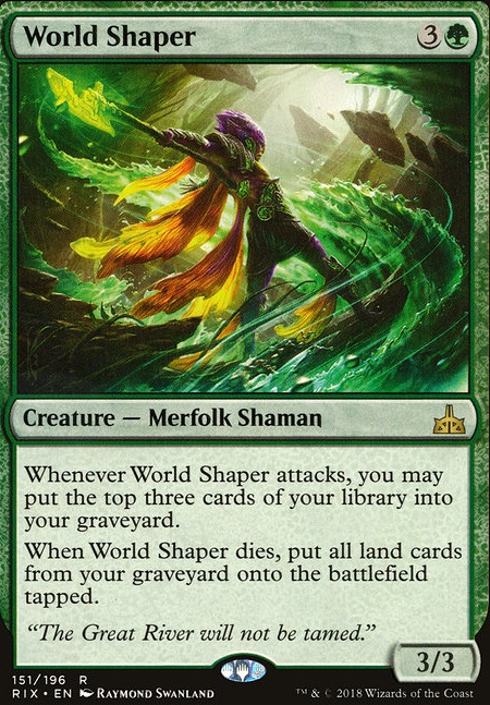 World Shaper