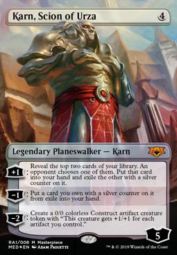 Magic the Gathering Card MtG x1 Wayfarer/'s Bauble Commander 2014