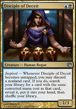 Disciple of Deceit